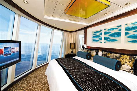 luxury cruise ship staterooms