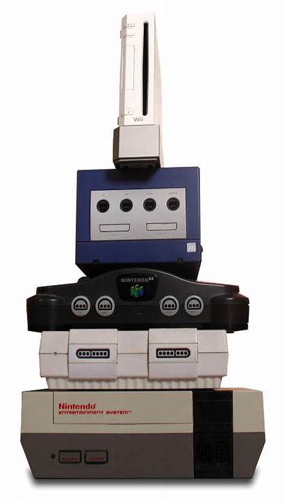 Nintendo Gaming Console Consoles Generation Smaller Gen