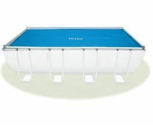 Frame Pool Rechteckig : intex solarplane frame pool 732 x 366 cm 29027 ab 39 99 preisvergleich bei ~ Frokenaadalensverden.com Haus und Dekorationen