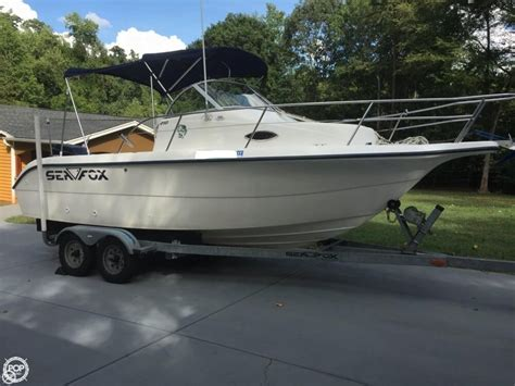 Used Sea Fox 210 Wa Boats For Sale by Used Walkaround Sea Fox Boats For Sale 2 Boats