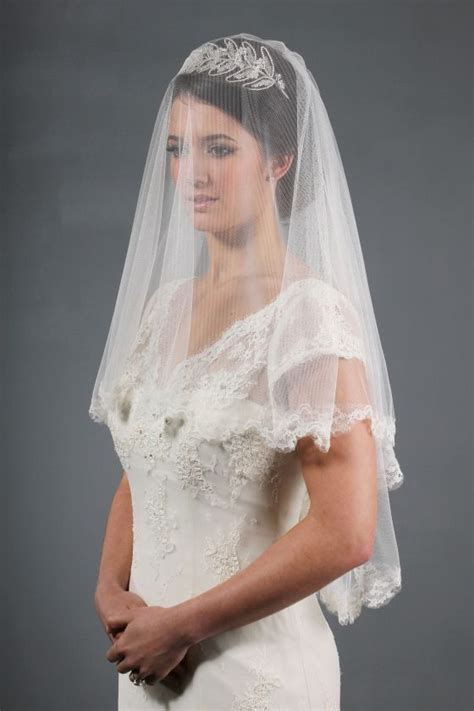 images  wedding veils  pinterest lace