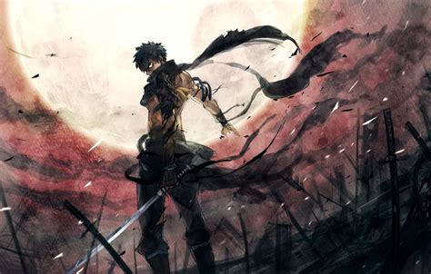 touken ranbu anime game character sword war warrior