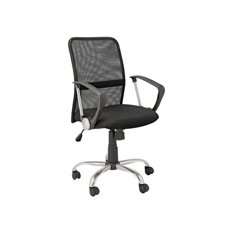 Where To Buy Desk Chairs - buy mesh gas lift mid back adjustable office chair black