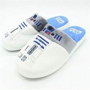 Star Wars Trinkspiel : das perfekte m nnergeschenk geschenke fuer maenner star wars r2d2 pantoffeln ~ Watch28wear.com Haus und Dekorationen