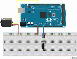 Servo Motor Control With An Arduino