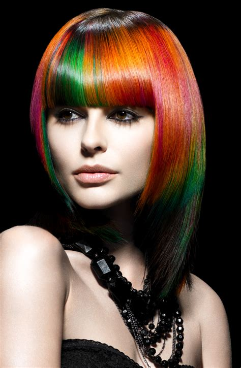 Colour Hairstyles by Hair Color In Contemporary Fashion Collected Works Of Sue