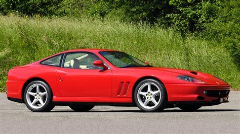 1996 Ferrari 550 Maranello - specifications, photo, price ...