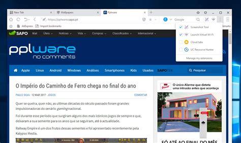 uc browser um browser fabuloso para o windows 10