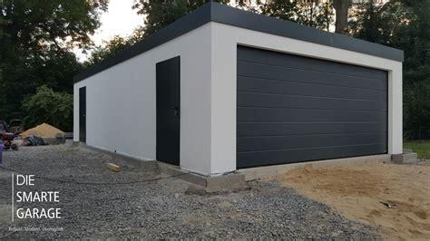 Garage In by Fink Garage Die Smarte Garage