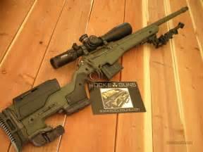 300 Win Mag Sniper Rifle