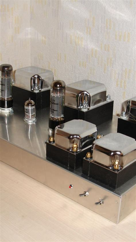 tube amp wallpaper
