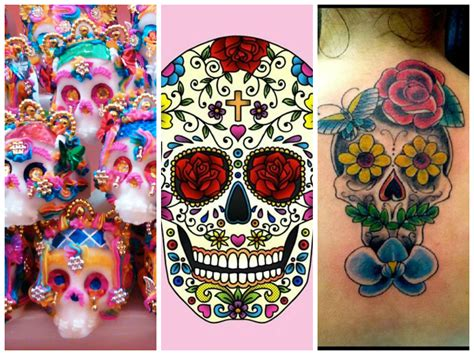 Modification Artist Known As Skull by Calavera All You Need To About Sugar Skull Tattoos