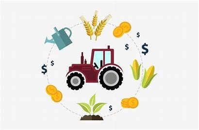 Clipart Farming Organic Farm Production Clip Pngkey