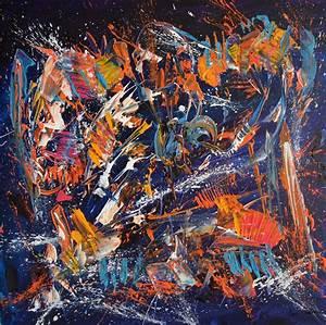 Tableau Peinture Moderne : tableau design peintures abstraites modernes d 39 artiste peintre contemporain ~ Teatrodelosmanantiales.com Idées de Décoration