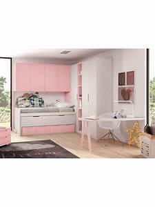 Lit Mi Hauteur Avec Rangement : lit 1 personne lisbonne blanc chambre enfant ado lagrama ~ Premium-room.com Idées de Décoration