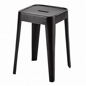 Tabouret Pas Cher : tabouret noir pas cher maison design ~ Farleysfitness.com Idées de Décoration