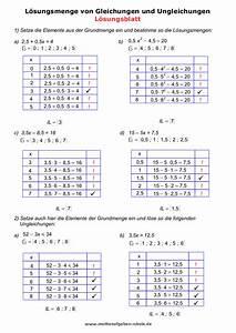 Terme Berechnen Klasse 5 : gleichungen bungen schulaufgaben ~ Themetempest.com Abrechnung