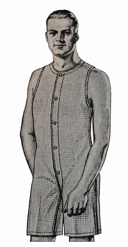 Underwear Mens 1920s Summer Pajamas History Socks