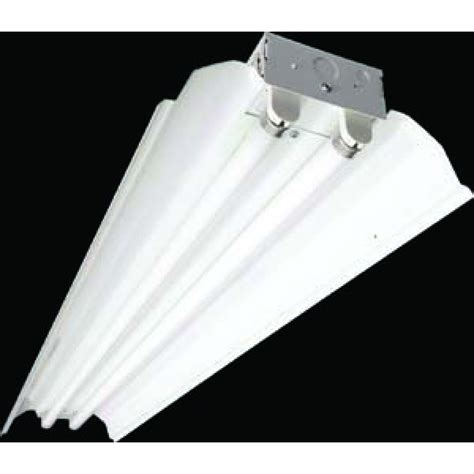 fluorescent 4 industrial 2 l t8 32w 347v
