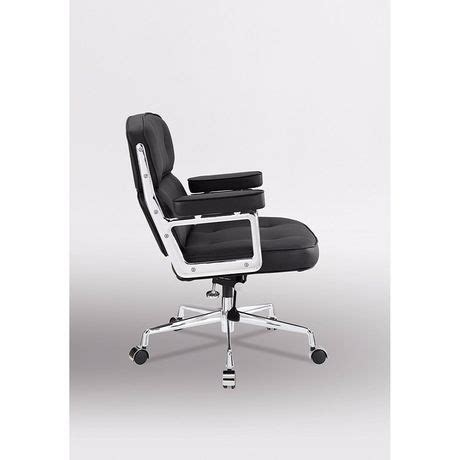 Office Furniture Walmart Canada by Nicer Furniture Modern Style Executive Black Office Chair