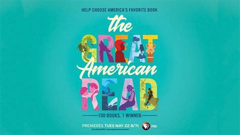 THE GREAT AMERICAN READ, a New Multi-Platform PBS Series ...