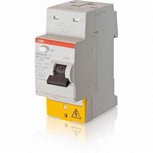 Interrupteur Differentiel Hager 63a Type Ac : interrupteur diff rentiel fh202s 63a type ac abb ~ Edinachiropracticcenter.com Idées de Décoration