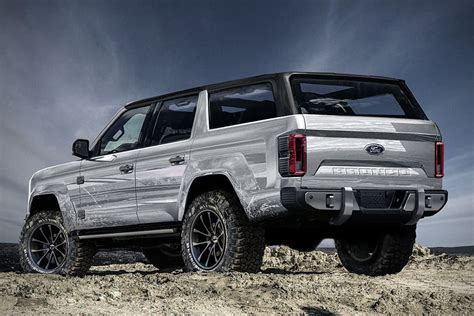 ford bronco  door concept