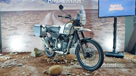Gambar Motor Royal Enfield Himalayan by Royal Enfield Himalayan Dirilis Autonetmagz Review