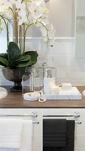 Badezimmer Deko Ideen : badezimmer deko tablett badezimmer deko ideen ~ Michelbontemps.com Haus und Dekorationen