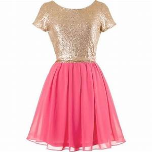 Best 10+ Pink and gold dress ideas on Pinterest | Pink and gold wedding Blush and gold and Gold ...