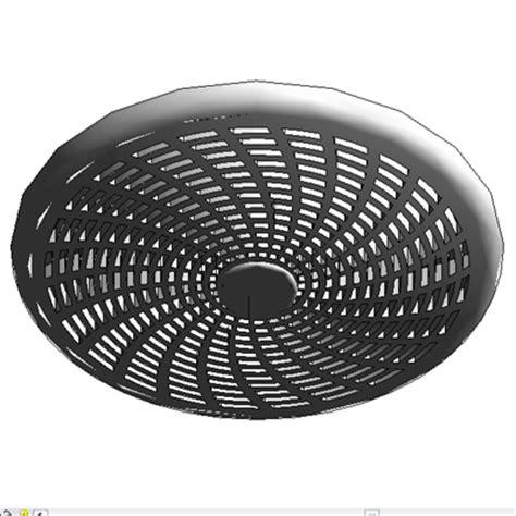 Kitchen Exhaust Revit by Bathroom Exhaust Fan 3d Model Formfonts 3d Models Textures