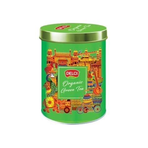 Delci Green Organic Tea Packaging Type: Tin 250g Rs 800