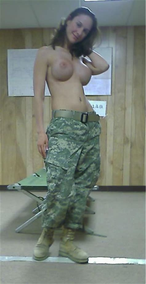 Army Amateur Bolted On Tits Tag Fake Sorted Luscious