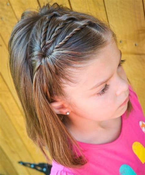 coupe de cheveux fille coiffure fille 90 idées pour votre princesse