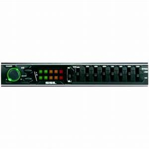 SoundStorm S7EQ 7 Band graphic equalizer with subwoofer ...