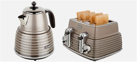 toaster and kettle set delonghi kettle and toaster sets which