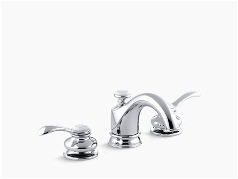 fairfax widespread sink faucet  lever