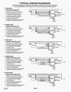 10100 Bodine Emergency Ballast Wiring Diagram