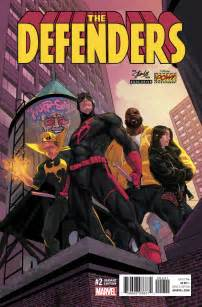 Marvel Preview: The Defenders #2 | AIPT