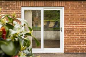 Upvc Double Glazed Sliding Patio Doors