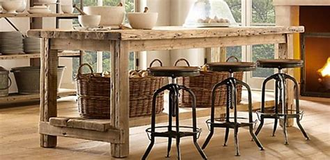 reclaimed wood kitchen island 15 reclaimed wood kitchen island ideas rilane 4534