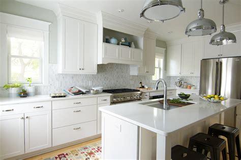 kohler sensate kitchen faucet frosty carrina countertops transitional kitchen