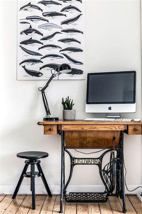 famille bureau déco vintage le mobilier de famille dans la tendance