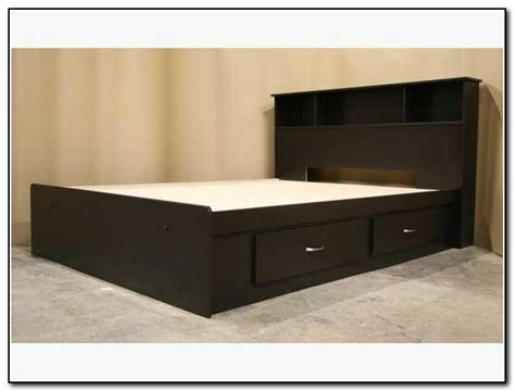 Captivating California King Size Bed Frame And Headboard