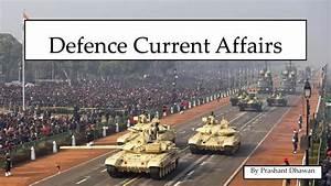 Defence current affairs 2016 - 2017 - Last 6 months - CDS ...