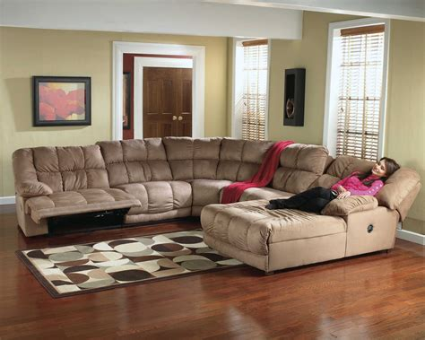 Living Room With Recliners by Microfiber Recliner Sectional Sectional Sofa Recliner