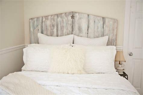 fabriquer une t 234 te de lit en bois avec une porte