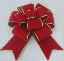 china 24 quot red giant velvet christmas bow bt 3d06 china car bow velvet bow