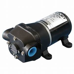 Flojet Shower Pump 12 5 Lpm 12v