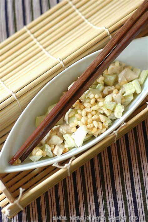 insalata di pollo sedano maionese insalata di pollo sedano maionese e crunchy aglio